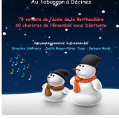 Concert de Noel avec les enfants à Décines