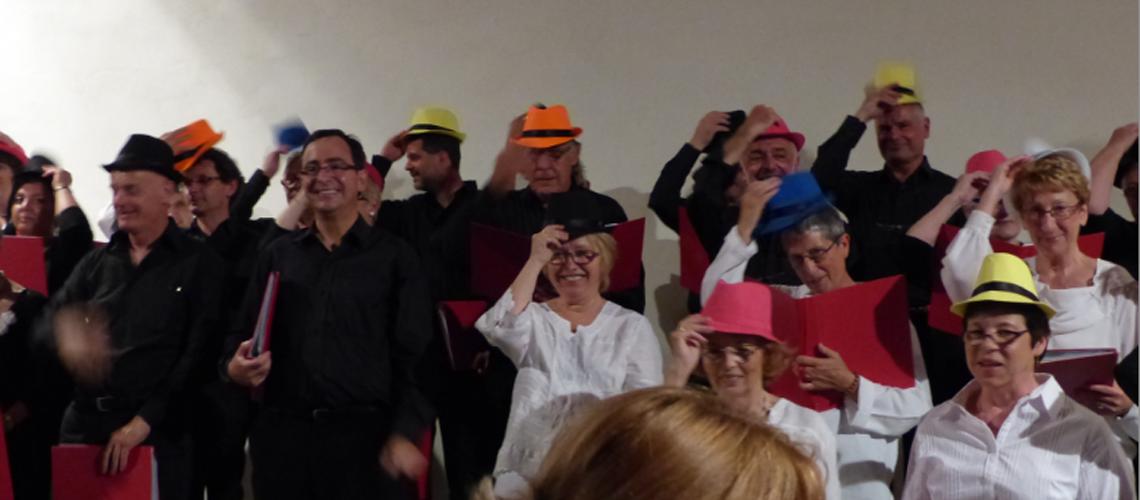 Concert au Centre Théodore Monod - Juin 2014