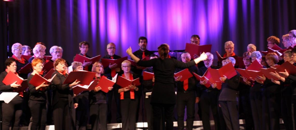 Concert à Hœnheim (Alsace) - Mai 2014