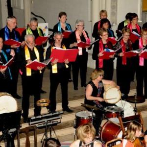 Concert Dilettante-Gottem 30 mai 2015 à Genas