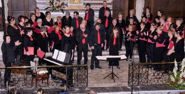 Concert des 30 ans de Dilettante
