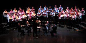 Concert des 30 ans : moment joyeux, chaleureux, dynamique !