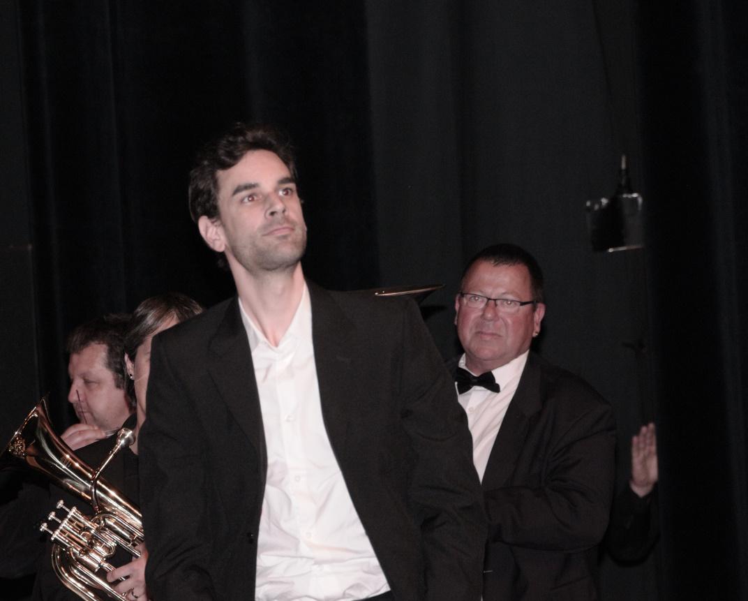 Yannick Begneu, notre chef de chœur
